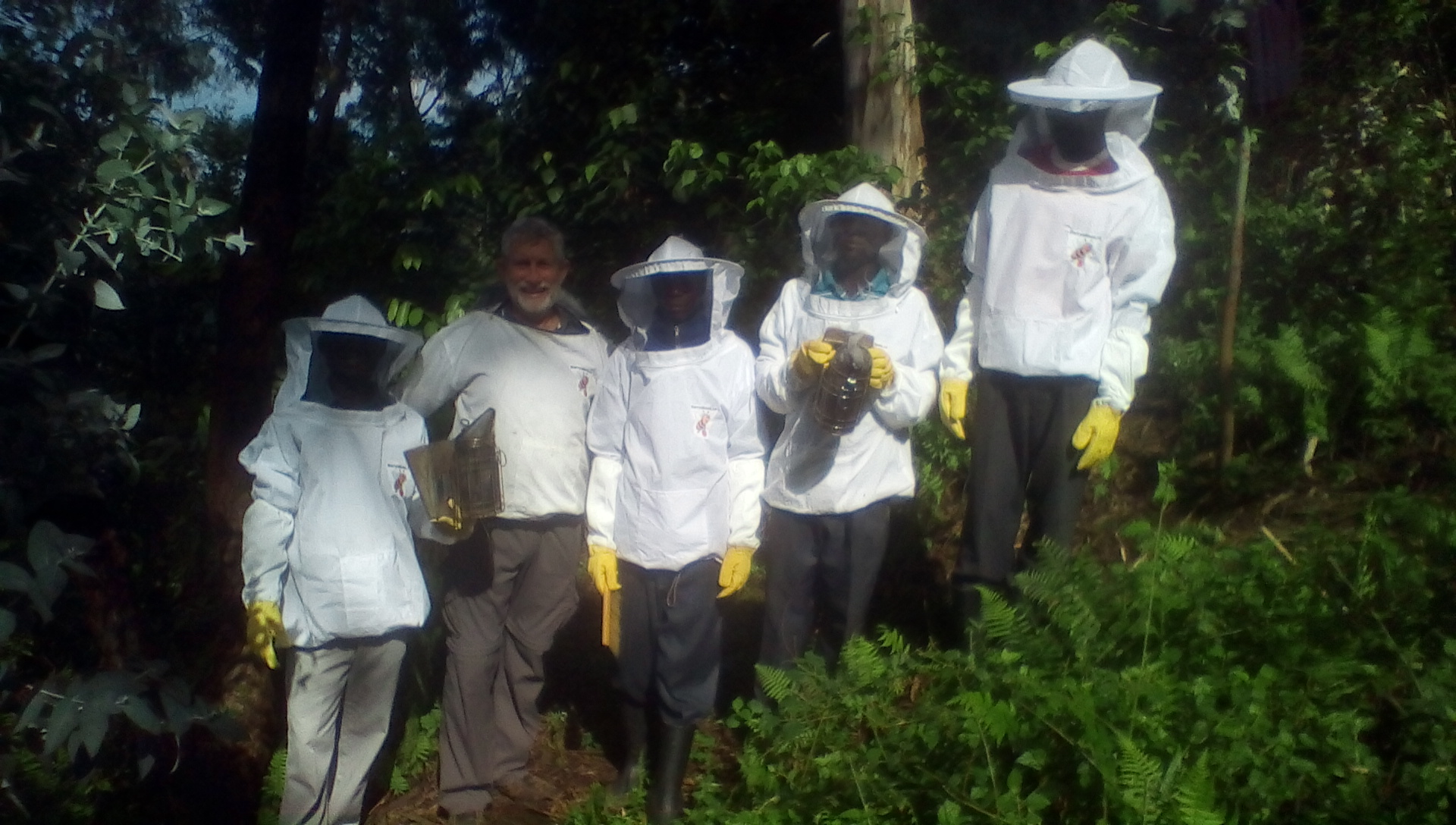 Beekeepers in the Field
